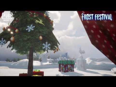PUBG MOBILE - Frost Festival Coming Soon!