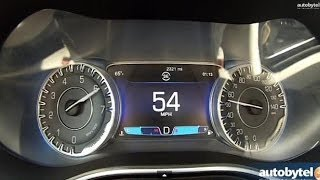 2015 Chrysler 200C AWD 0-60 MPH Acceleration Test Video - 3.6 Liter Pentastar V-6