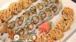Tokyo Japanese Steakhouse and Sushi Bar TV Spot