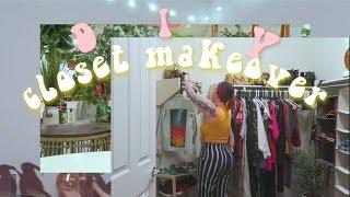 DIY closet makeover  🌱 // stillglamorus