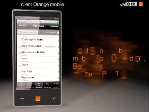 Orange/Deezer : Tutoriel Vidéo 2/2