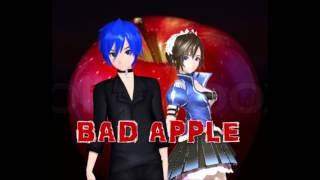 Video Bad Apple [Kaito & Meiko] download MP3, 3GP, MP4, WEBM, AVI, FLV Agustus 2018