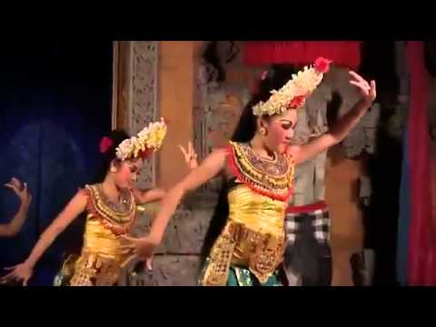 local arts Barong & Keris from Bali - Indonesia