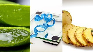 Losing Weight With The Pineapple And Aloe Vera Diet