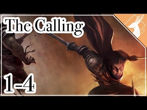 The Calling: Chap. 1-4 {The Book Emporium}