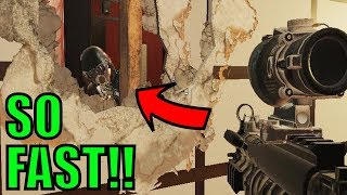 BEST REACTION TIME! - Rainbow Six Siege Gameplay