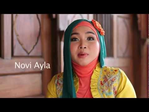Novi Ayla - DEKATKAN SURGAMU  (Interview + Music Video)