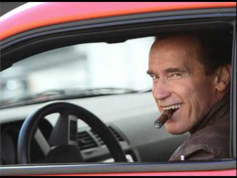 Arnold Schwarzenegger Tries to Rent a Car