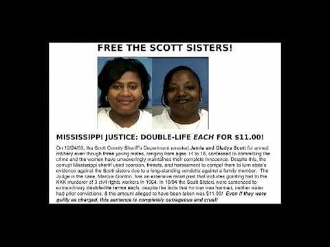 The Scott Sisters -Evelyn Rasco on Let