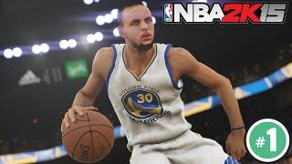 NBA 2K15 - PC Gameplay