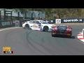 Holdsworth Crashes Collard In Qualifying | Bathurst 12 Hour 2017