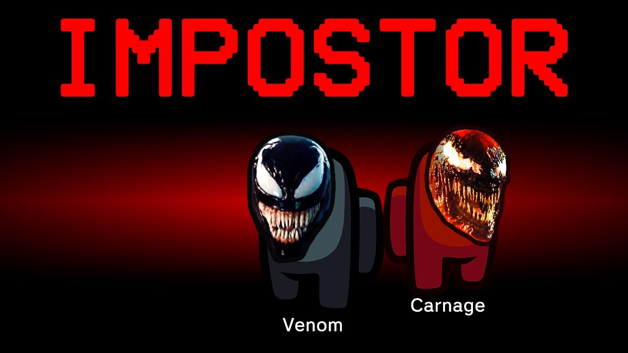 Download Among Us but Venom vs Carnage are the Impostors