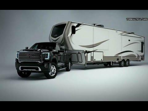 2020 GMC Sierra Heavy Duty Truck :Introducing