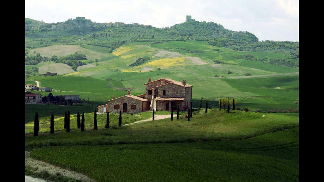 Tuscany Farm House For Sale Near Montalcino Casale