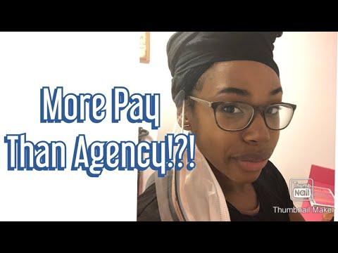 No More Agency Nursing? I Applied For A Staff Nurse Job|YourFavNurseB