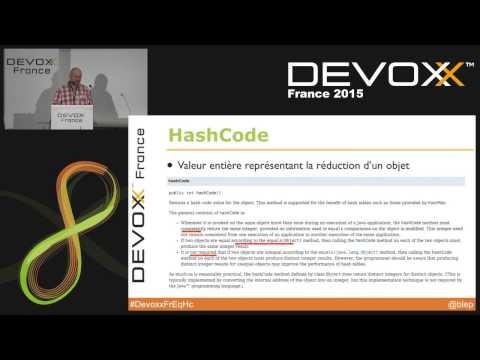Révision des fondamentaux : equals et hashCode c'est important