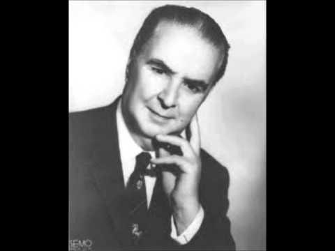 """Alma Mia"" Grever Carlo Morelli bar  1940 Columbia"