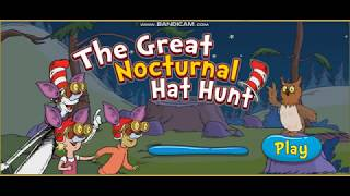 The Cat in The Hat - The great Nocturnal Hat Hunt