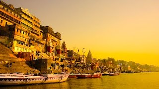 Benares - Departure & Arrival (documentary film, Bauhaus University, India)