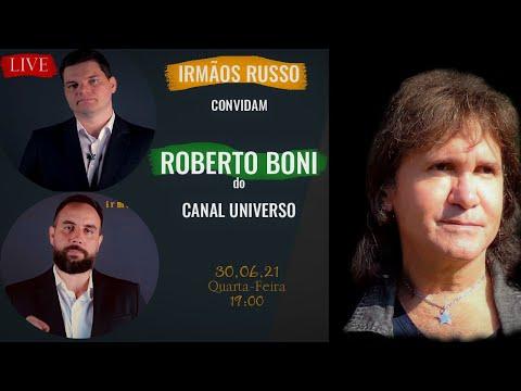 Live com Roberto Boni - Política Nacional