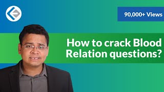 Cracking Blood Relation questions (CAT/CMAT/GRE/GMAT)