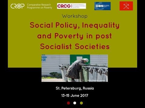 Social Policy in post-Socialist States | Highlights from St