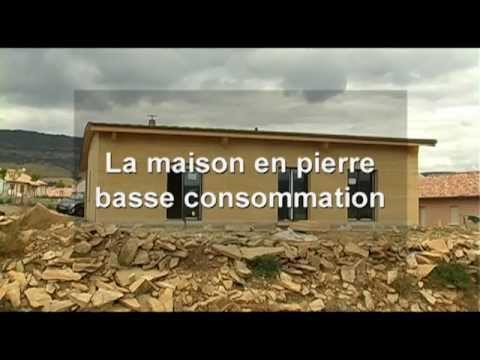 Maison en pierre massive youtube for Construire une maison en pierre