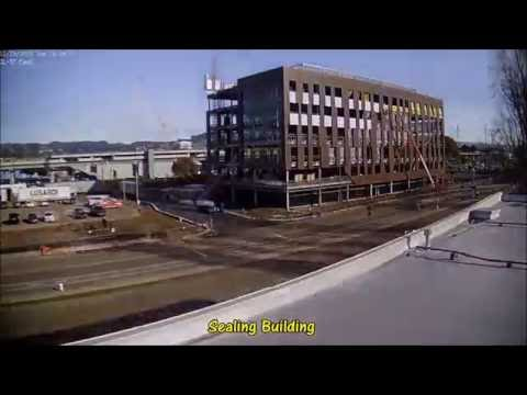 6/18/2016 San Leandro Tech Campus Construction Camera 2 Part 1