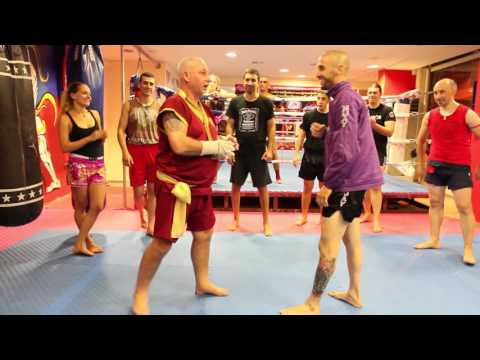 Muay Boran Grand Master Kevin Lloyd (part 12)