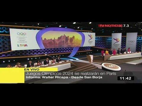 Juegos Olimpicos Oficializaran Sedes Paris 2024 Y Los Angeles 2028