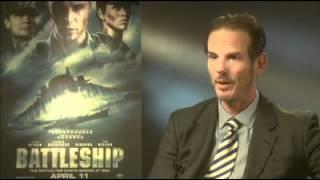 Battleship Director Peter Berg Exclusive Interview
