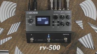 Boss - RV-500