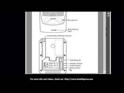 How to Configure Algo SIP Audio Alerter Configuration on ShoreTel
