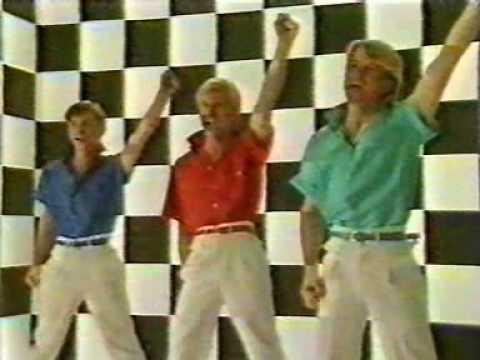 Eurovision 1984 - Herrey's - Diggi loo Diggi ley - english version - video