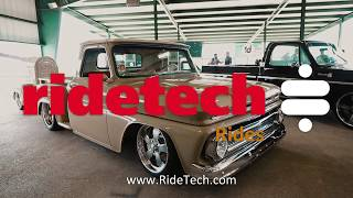 1966 Chevrolet C10 Pickup with RideTech Air Suspension
