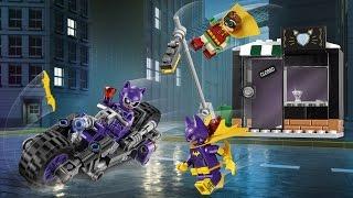 Lego Batman Moto Felina Catwoman (70902) - The LEGO Batman Movie