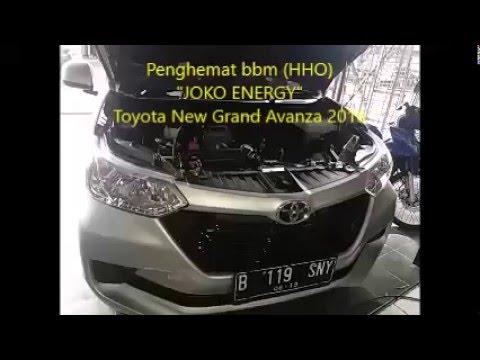 Konsumsi Bbm Grand New Avanza 2016 Harga Veloz 1.5 A/t Penghemat Hho Joko Energy Pada Toyota