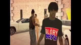 Chief Keef - Round Da Rosey (GTA SA version)