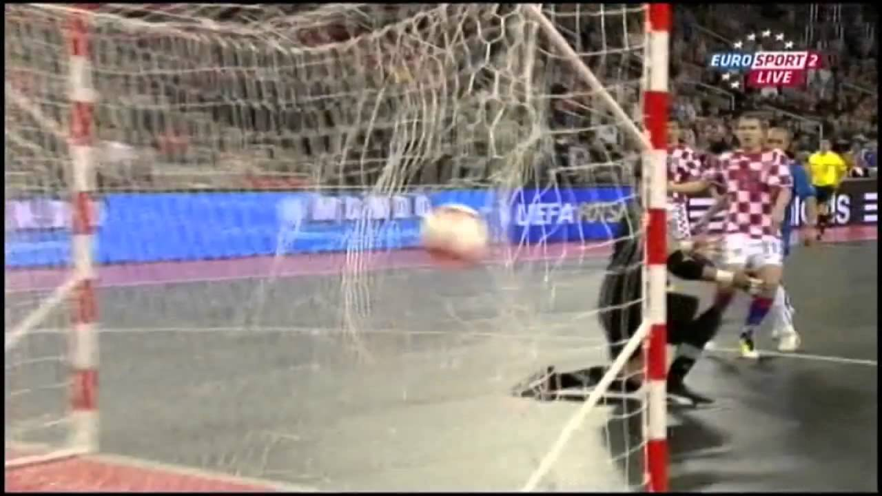 UEFA Futsal Euro Croazia 2012: Highlights Croazia