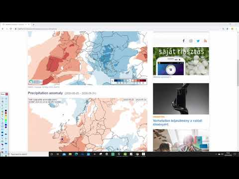 EC 30 Day Weather Forecast For UK & Europe:  18th May To 14th June 2020
