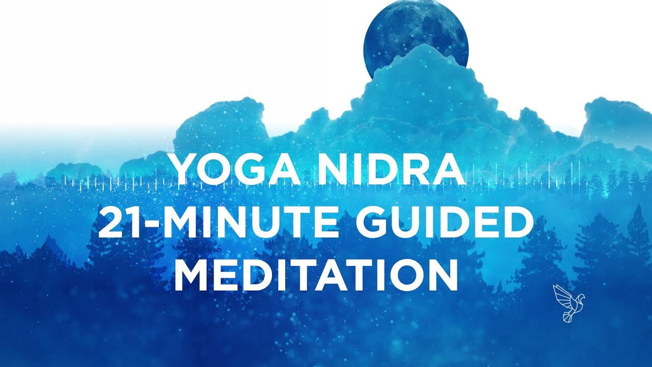 This Yoga Nidra Routine Will Make You Feel Like You Got a