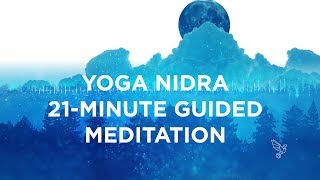 21-Minute Guided Yoga Nidra Meditation Video