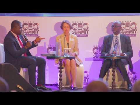 Ghana CEO Summit - Doing business in Ghana: Keys to Radical Change (2)