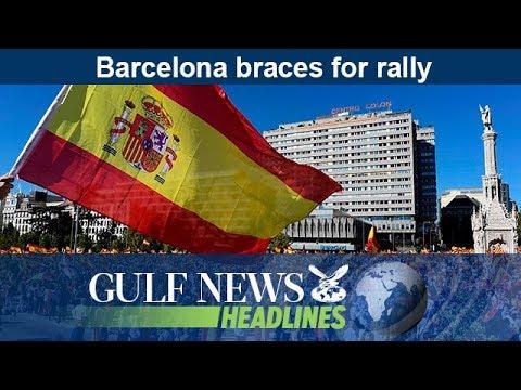 Barcelona braces for rally - GN Headlines