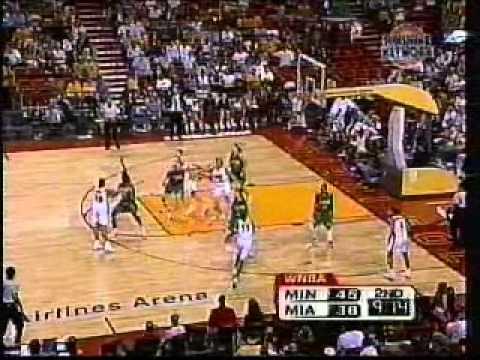Minnesota Lynx at Miami Sol, May 28, 2002