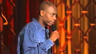 Dave Chappelle   Stand up comedy