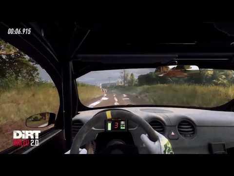 Dirt Rally 2.0 World Record Opel Adam Poland Borysik