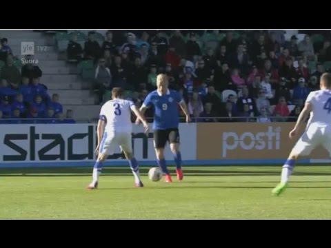 Soome - Eesti 0-2 Finland vs Estonia • Highlights • Friendly Match 09.06.2015