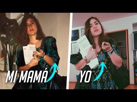 IMITANDO FOTOS DE MI MAMÁ CUANDO TENÍA MI EDAD - Nath Campos