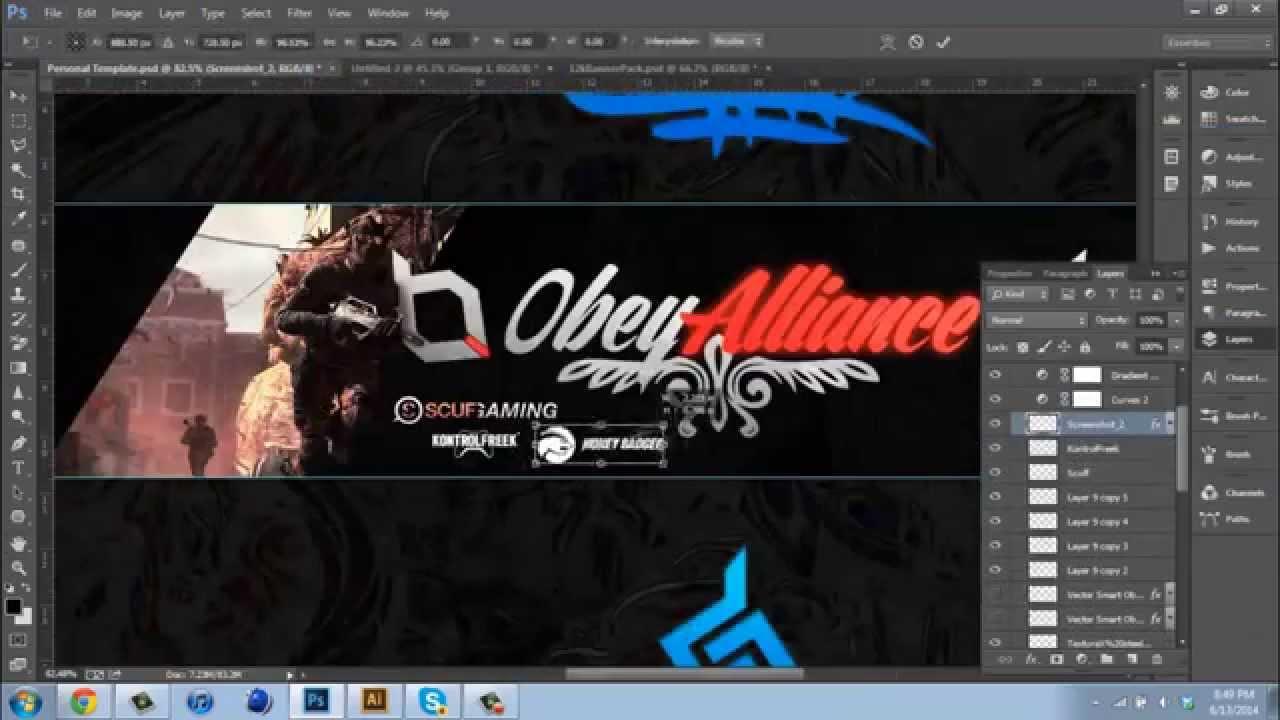 #ObeyRC  Designer Response (2in1)